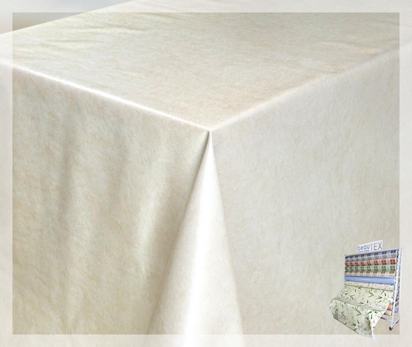 wachstuch tischdecke abwaschbar meterware glatt stein. Black Bedroom Furniture Sets. Home Design Ideas