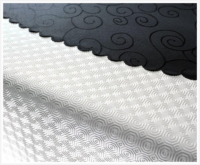 molton tischschoner schutz unterlage tischdecke meterware beautex ebay. Black Bedroom Furniture Sets. Home Design Ideas